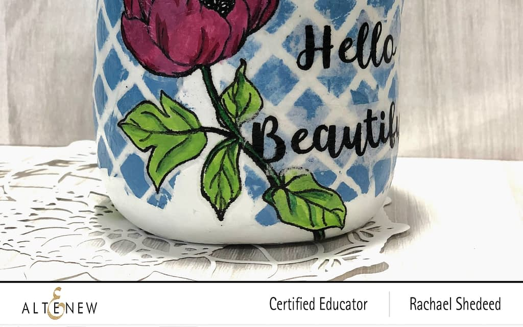 """Altenew Educators Blog Hop-""""Anything but a Card"""""""