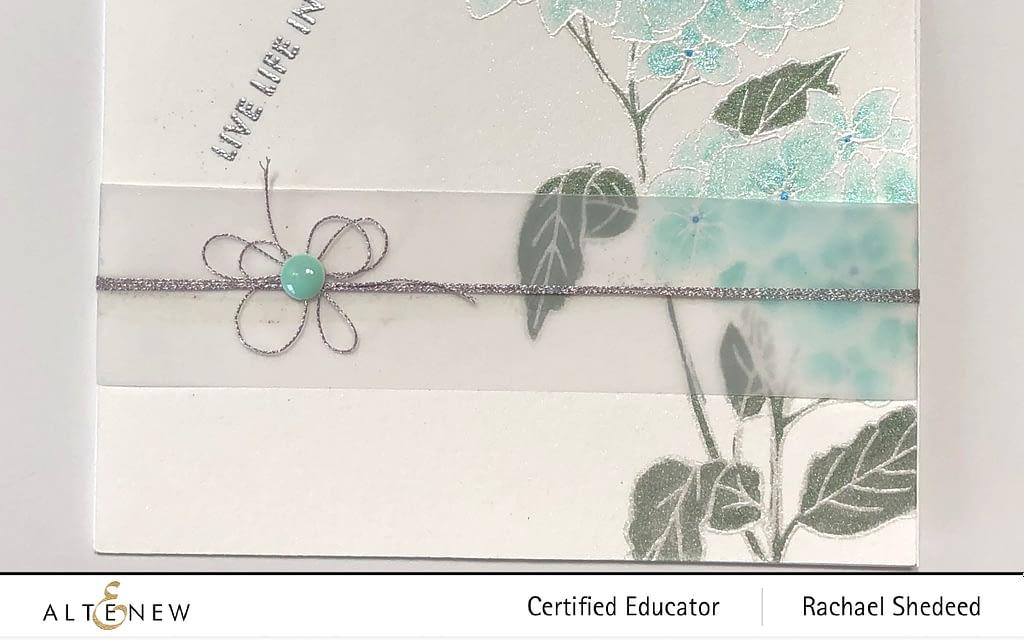 Hydrangeas for CAS(e) This Sketch #390