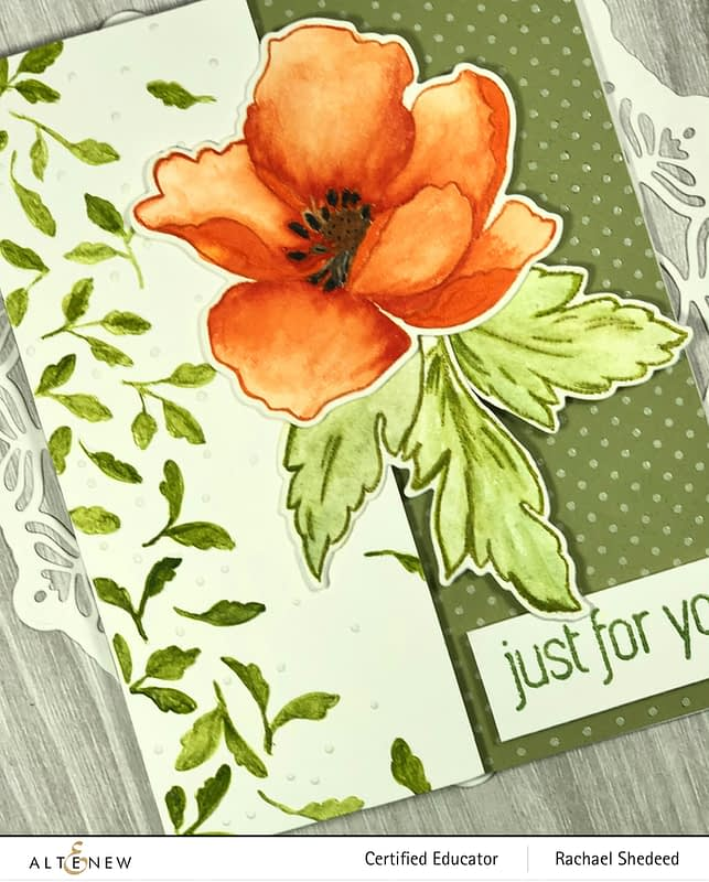 Altenew-Grateful Heart-Dainty Swiss Dots-36 Pan Watercolors-4
