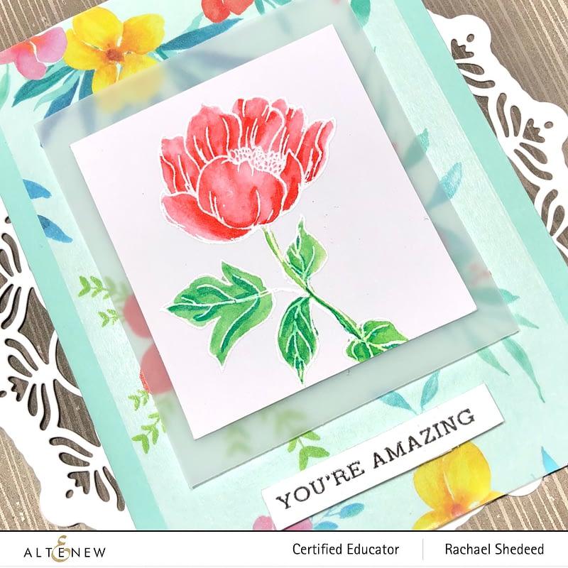 Altenew-Floral-Flurries-Wild-Flora-Stamp-Set 2