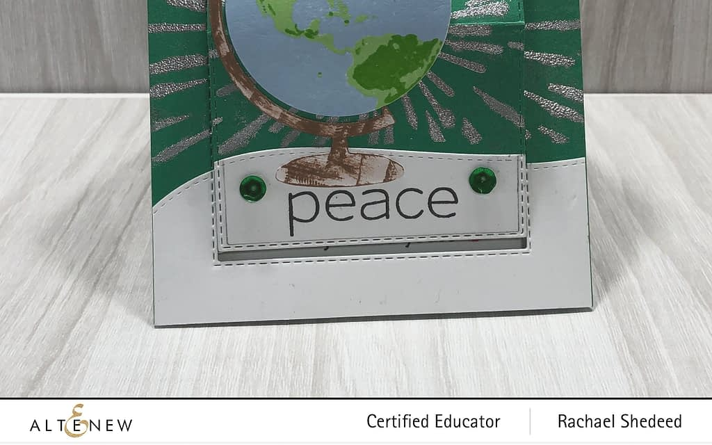 Peace for CAS(e) This Sketch #395